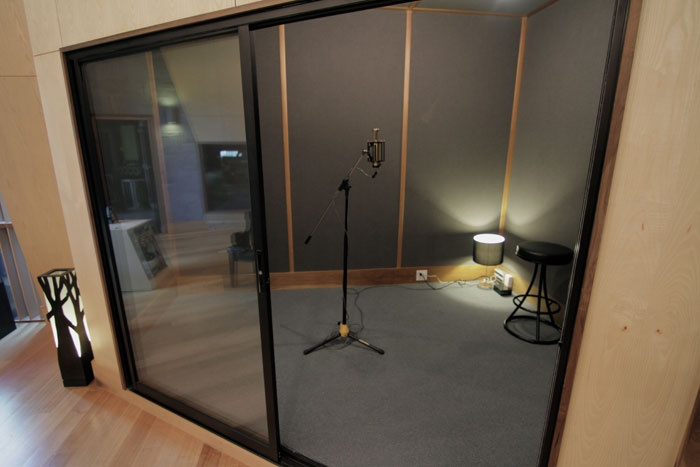 Karma Sound Studio Vocal Booth