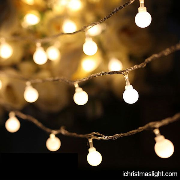 68 best christmas lights images on pinterest christmas lights outdoor warm light bulb string ball lights ichristmaslight aloadofball Image collections