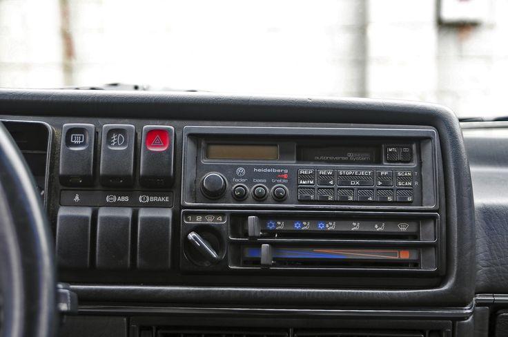 1990-1992 Volkswagen Jetta GLI