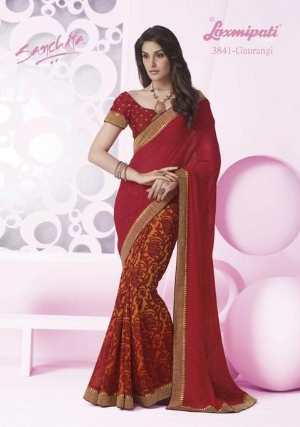 LadyIndia.com #Printed Saree, Latest Designer Saree Printed Saree For Women, Wedding Saree,Bridal Saree,Printed Saree,Party Wear, https://ladyindia.com/collections/ethnic-wear/products/designer-printed-sari-for-women-latest-design-sari