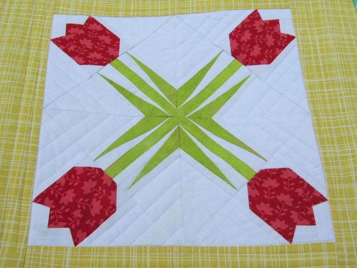 7 best Paper piecing pattern images on Pinterest | Foundation ... : free quilting tutorials online - Adamdwight.com