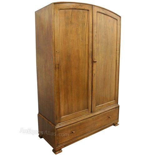 Whytock   Reid Walnut 2 Door Wardrobe   Antiques Atlas. 27 best Antique Whytock and Reid Furniture Edinburgh images on