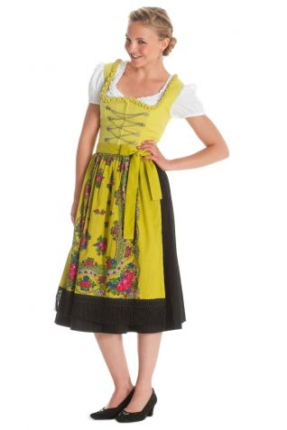"I love this Dirndl. ""Jasmin"""