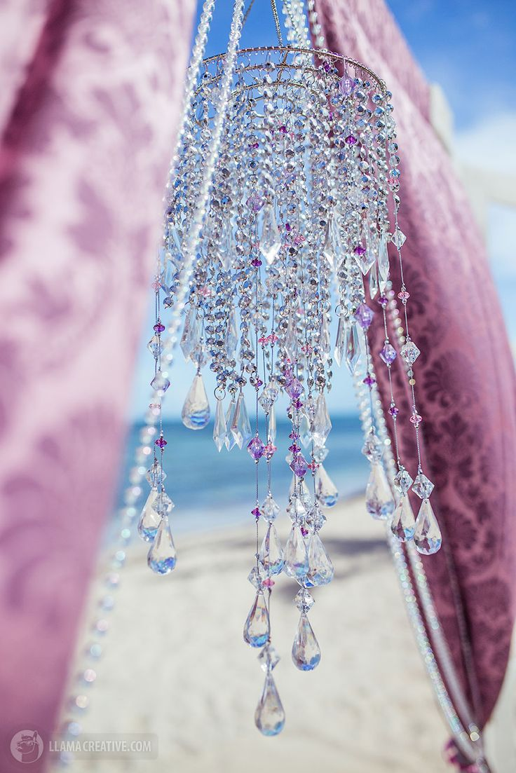 Люстра для свадьбы в Дворцовом стиле