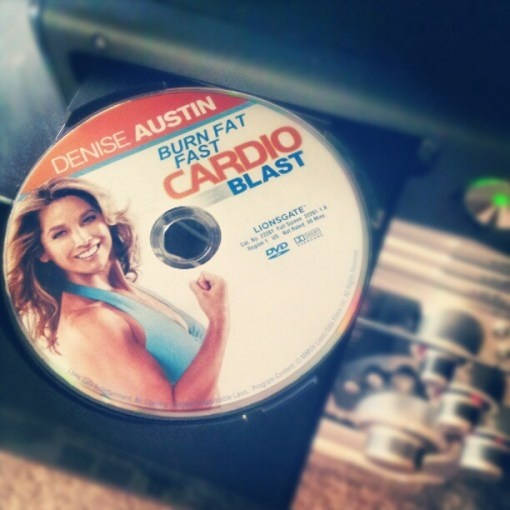 Pin Denise Austin Cardio Boot Camp Workout Is A High ...