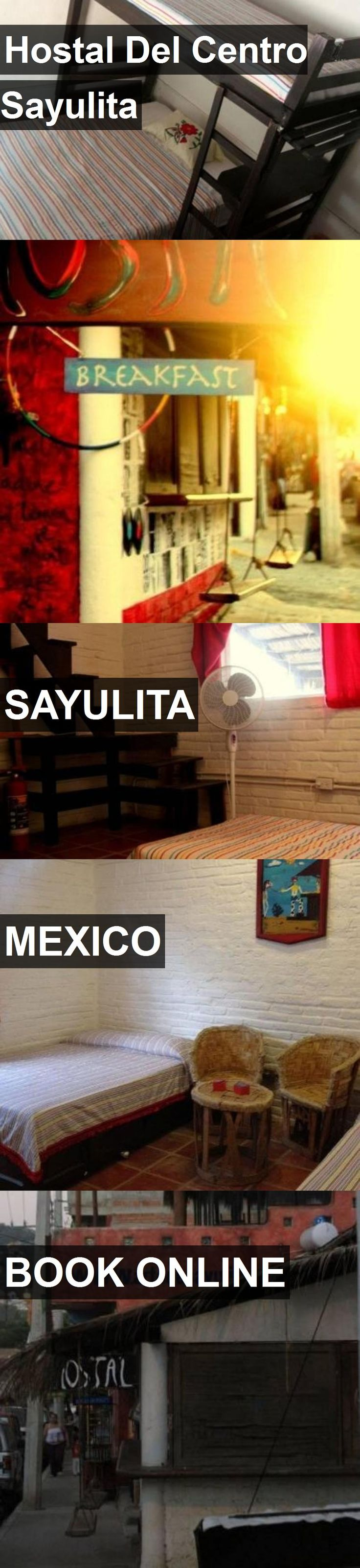 Hotel Hostal Del Centro Sayulita in Sayulita, Mexico. For more information, photos, reviews and best prices please follow the link. #Mexico #Sayulita #hotel #travel #vacation