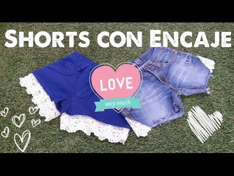Más de 20 ideas para arreglar y customizar tus pantalones   Manualidades