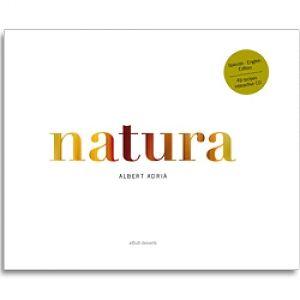 Natura   Ed.RBA   Albert Adirà presenta 49 postres inspirados en la naturaleza. #FerranAdria #natura