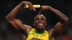 BBC Sport - Usain Bolt leads Jamaica to relay gold
