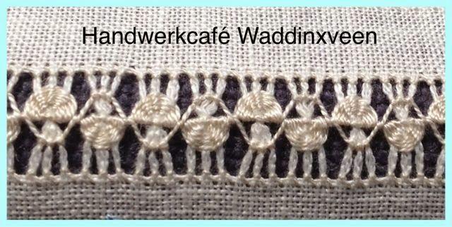 Handwerkcafé Waddinxveen: Zoom 31 champignonnetjes