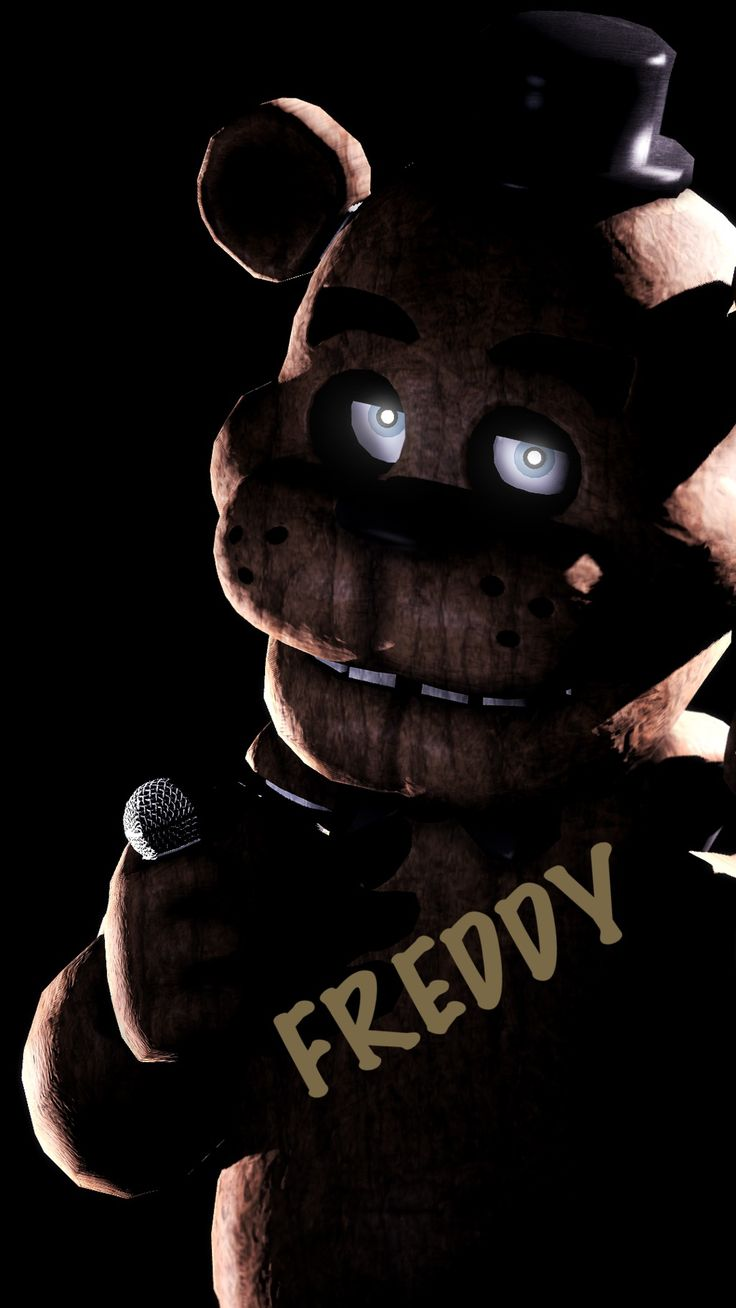 Freddy and his friends can be a bit active. So make sure to keep careful watch over them so they do not get damaged. (If you're going to be one of the animatronics comment below)