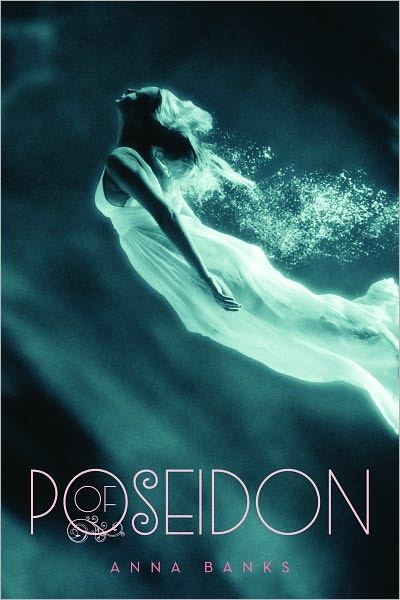 I kinda like this cover...    Of Poseidon by Anna Banks.