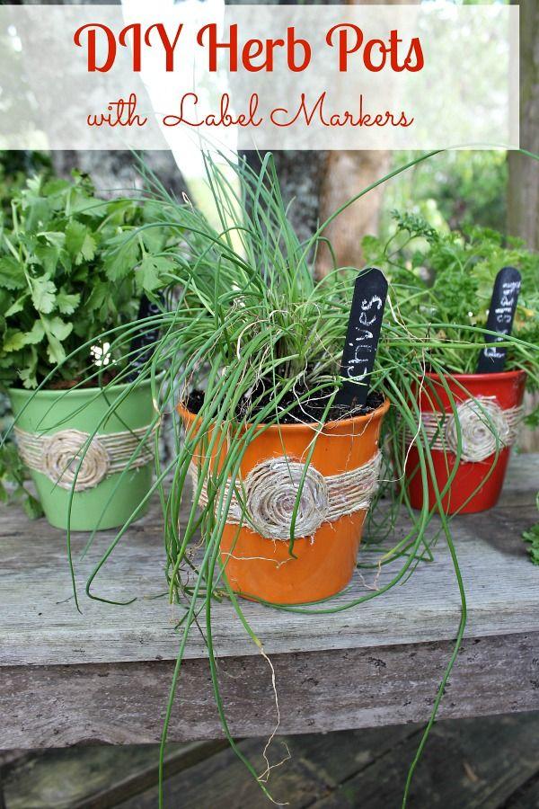 best 25 herb pots ideas only on pinterest diy herb garden growing herbs indoors and garden pots ideas diy
