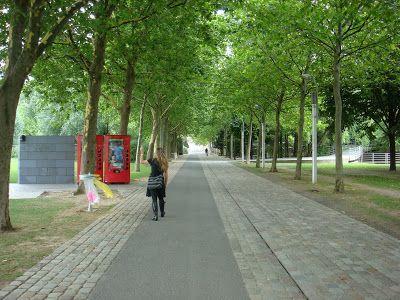 Rastro Urbano: Parc La Villette