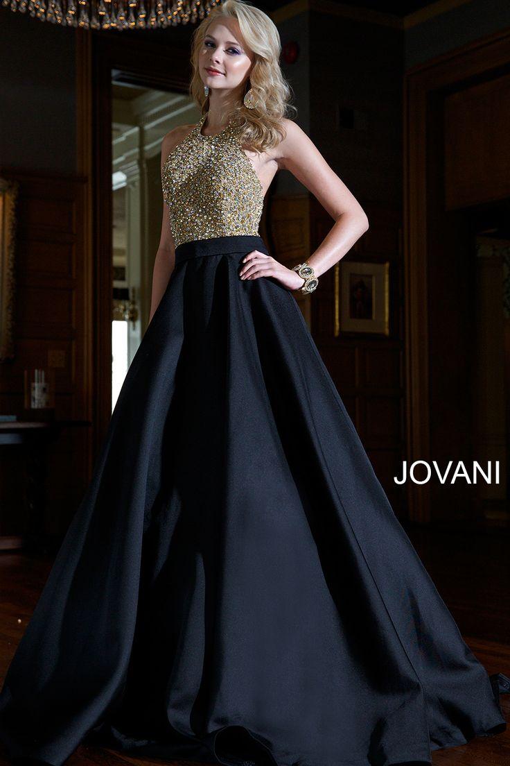 Evening dress jovani designs