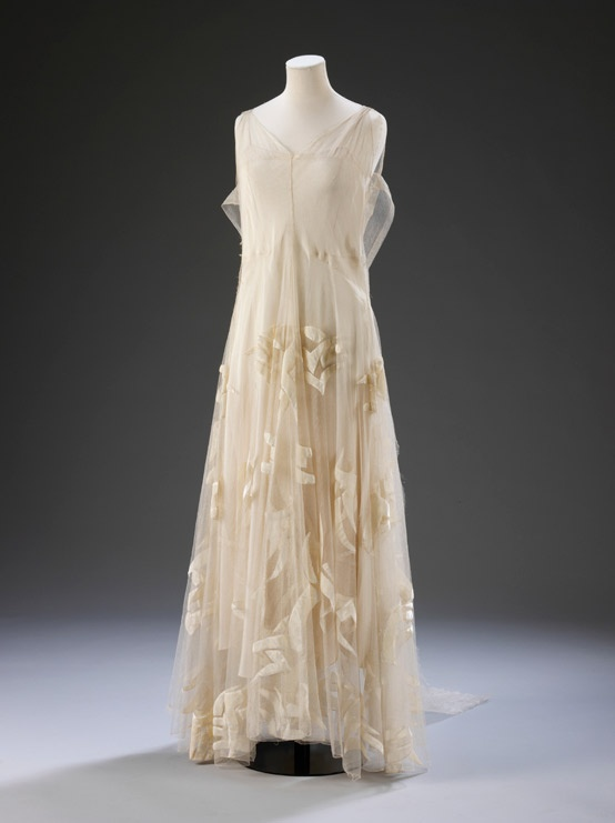 Madeleine vionnet dress madeleine was a famous french for French haute couture