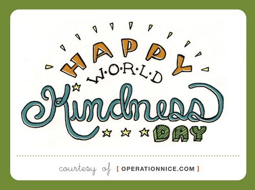 images for world kindness day - Google Search
