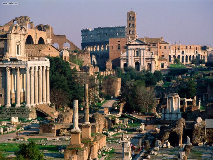 Rome, Italy  The history is breathtaking. Love this place.