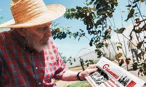Fidel Castro lived like a king in Cuba,