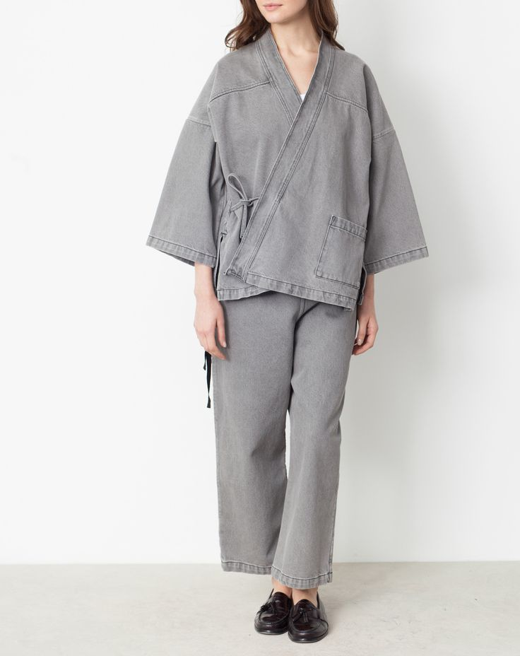 Shaina Mote Satori Jacket in Graphite