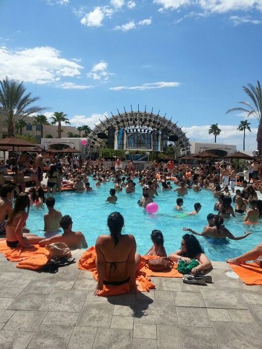 Mandalay Bay Daylight Beach Club