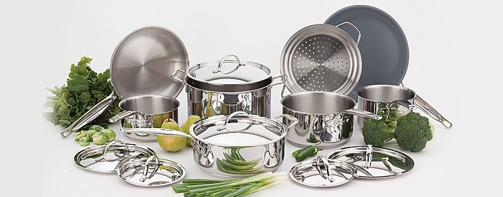 Canadiana cookware paderno cookware bakeware and