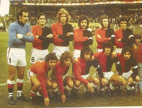 Newell's Old Boys Campeón del Torneo Metropolitano 1974