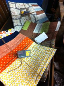 seams of sinai place mats