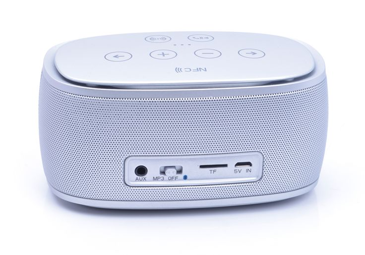 Two For One Stereo Bluetooth speaker