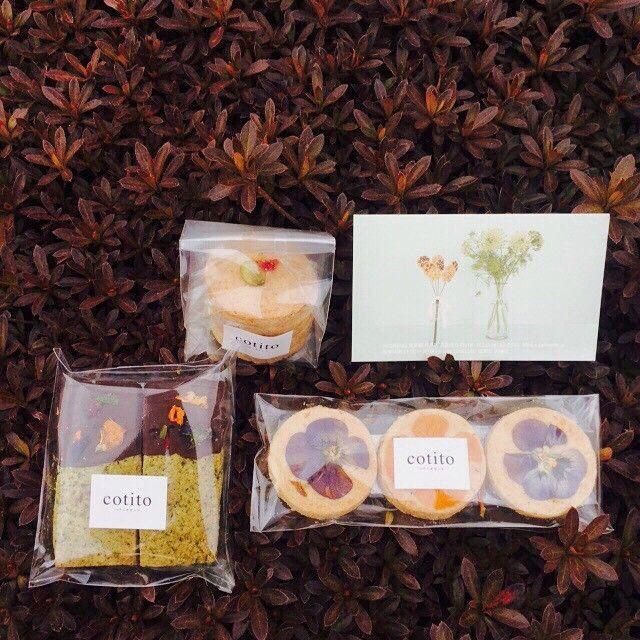 お花のサブレがとっても可愛い♡プチギフトにぴったりのお店『cotito』が話題♩にて紹介している画像