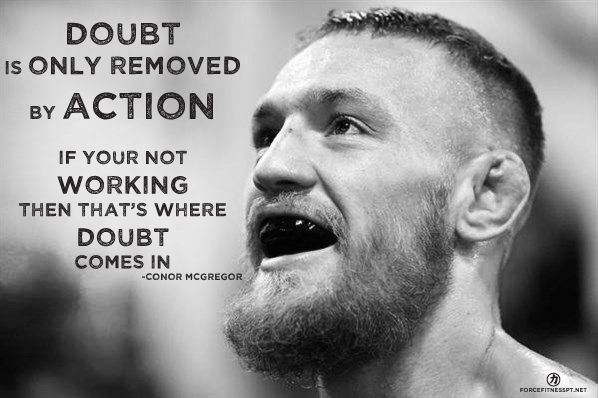 inspirational Conor McGregor : if you love #MMA, you will love the funny & creative #MixedMartialArts and #UFC inspired gear at CageCult: http://cagecult.com/mma
