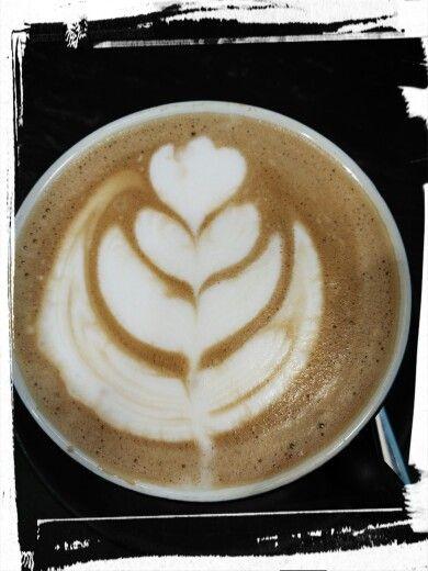 Cappuccino d'orzo per iniziare al meglio!!!#ferdinandobarra