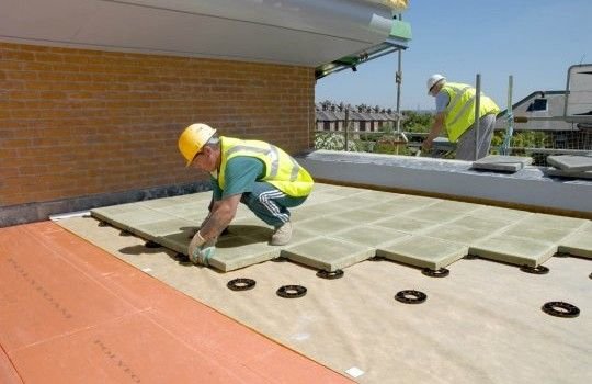 1000 Images About Flat Roof Insulation On Pinterest