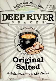 17 Best Images About Deep River Snacks Chip Reviews On