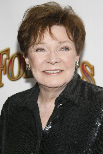 Actress Polly Bergen Dies at 84 from emphysema