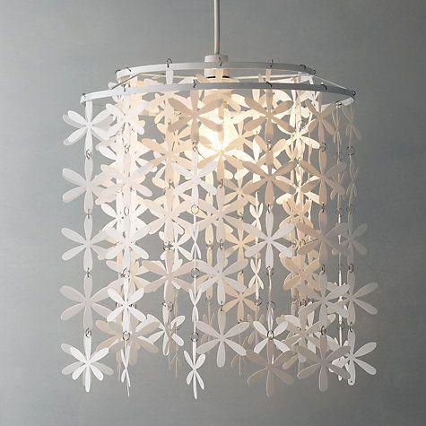Buy John Lewis Easy-to-fit Petal Pendant Shade Online at johnlewis.com & 29 best Light fittings images on Pinterest | Ceilings Chrome 5 ... azcodes.com