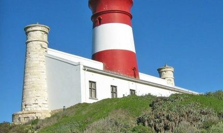 A charming bed & breakfast situated in the heart of the Agulhas National Park.     Enjoy beautiful ocean views   A stone's throw away from an exquisite pebble beach   Situated a few moments away from the Southern most tip of Africa where the Indian and Atlantic Oceans meet   Check out the ocean view from the deck with a drink   Visit various attractions and historic sites close by   Found close to Quoin Rock Winery, ideal for connoisseurs