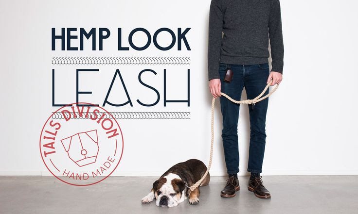 Hemp-leash