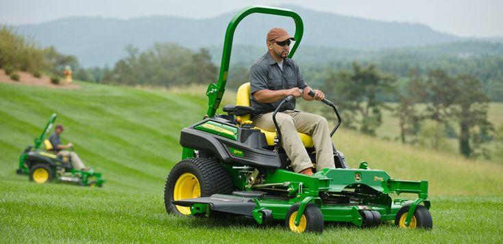 Used John Deere Zero Turn Mowers for Your Landscaping This Season