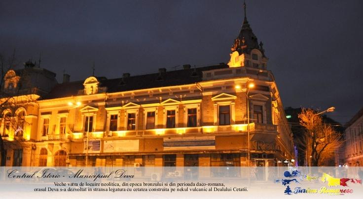 Centrul Istoric al Municipiului Deva, Judet Hunedoara
