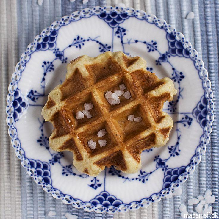 Waffles de Liege Belgiske Vafler