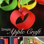 Simple+Apple+Craft