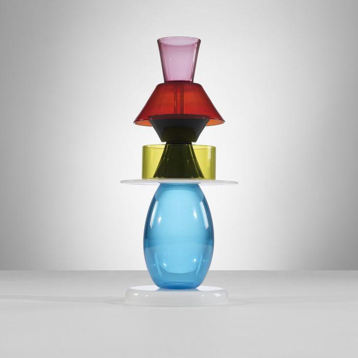 Ettore Sottsass Aristea vase: Aristea Vase, Design Memphis, Glasses Vase, Sottsass Aristea, Ettor Sottsass, Wright Impt Sottsassaristeava, Google Search, Glasses Art, Design 2011