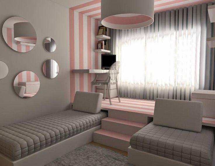 M s de 25 ideas incre bles sobre cortinas juveniles en for Cortinas para dormitorios juveniles