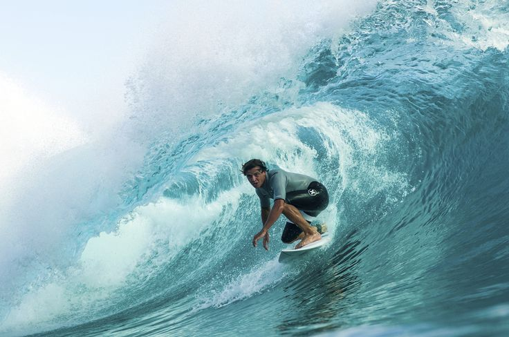 "Julian Wilson Surfing in Teahupoo, Tahiti, French Polynesia. - Julian Wilson Surfing in Teahupoo, Tahiti, French Polynesia. Ryan Miller / Red Bull Content Pool <a href=""https://www.redbullphotography.com/editors-choice/1418309322572-1119850617"">Red Bull Photography</a>"