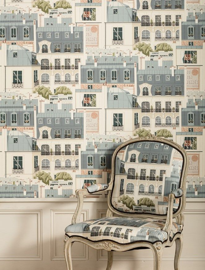 Manuel Canovas I would love this, but not at £124 a roll!