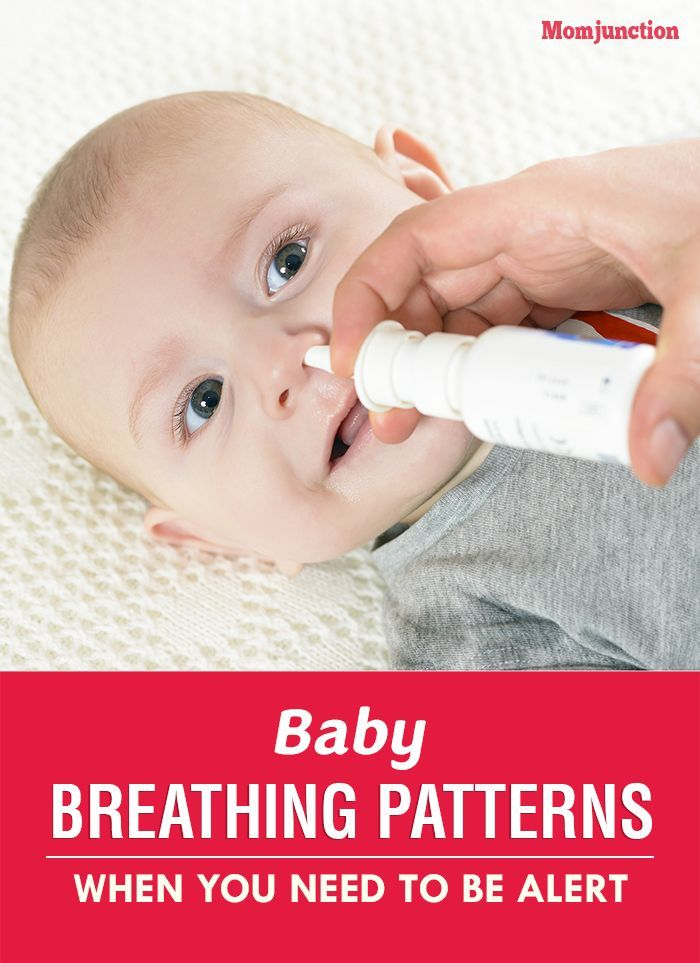 Baby Breathing Patterns: When You Need To Be Alert