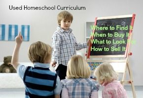 Used Homeschool Curriculum - All you need to know about buying and selling . . .