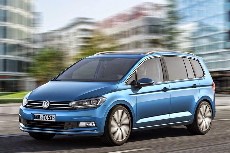 Volkswagen Sharan 2015, estas son sus novedades - Coches y Motos 10