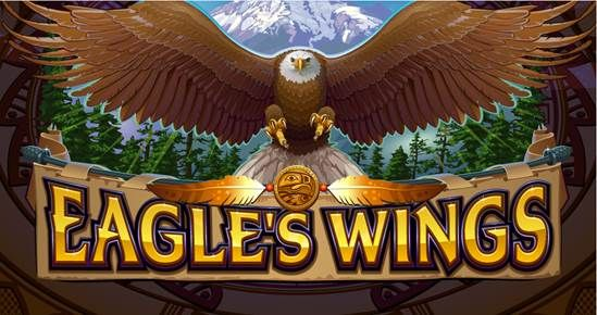 Eagles-wings #onlinecasino #slot